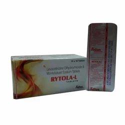 Levocetirizine Dihydrocholride 5 mg  Monetlukast Sodium 10