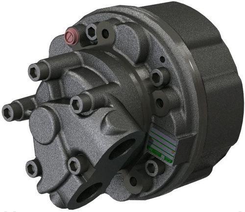 Radial Piston Hydraulic Motor : Hydraulic radial piston motors sai gm