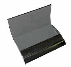 Polypropylene Rushabh Files Visiting Card Holder