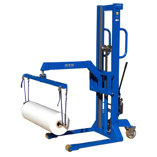 Paper Roll Handling Equipment: Paper Roll Lifting Equipment, Material Handling Equipment