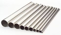 Stainless Steel 409L Round Tubes