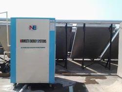 Integrated Solar Heat Pump System