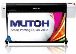 Sublimation Printers - Mutoh Dye-Sublimation Printer