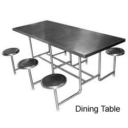 Steel Dining Table In Chennai Tamil Nadu Steel Dining