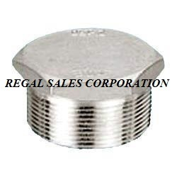 Stainless Steel Plug, for Oil & Gas Industry