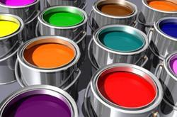 High Gloss Oil Based Paint Chemical Resistant Enamel, For Industrial, Packaging Type: Can