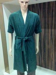 Green Bath Robe