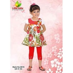 Girls Cotton Dresses