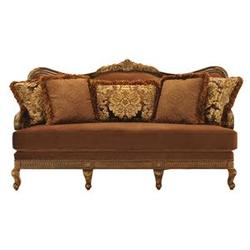 Crafted Wooden Sofa
