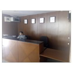 Office Cabinet Wooden Work