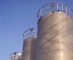Aluminium Storage Tanks