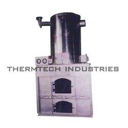 Three Pass Thermic Fluid Heater