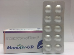 Ursodeoxycholic Acid 300 Mg Tablets