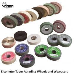 Taber Abrading Wheels and Wearasers