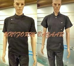 Male and Female Hair Stylist Uniforms