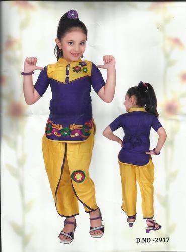 cd1d2678f Kids Dhoti