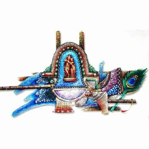 Radha Krishna Mural Part 31