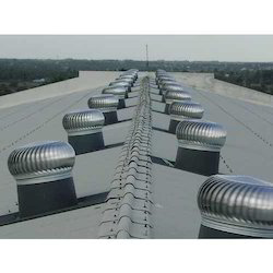 Stainless Steel Turbine Ventilator