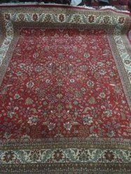 Handmade / Hand Knotted Woolen Carpet