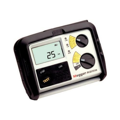Residual current device testers megger india private limited residual current device testers publicscrutiny Gallery