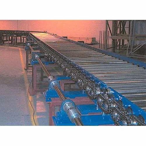 Roller Conveyors - Conveyor Rollers Manufacturer from Mumbai