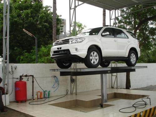 Car Washing Lift Manufacturer From