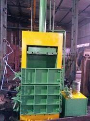 Single Box Single Cylinder Baling Machine