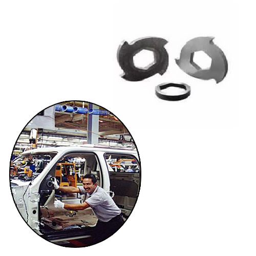 Shredder Cutters for Automobile Industry