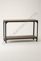 Iron Shelf Rack
