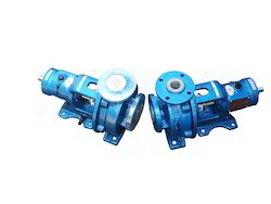 PTFE Injection Molded Centrifugal Pumps