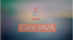 Core Java Training Services