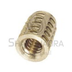 Brass Sharp-Sert Insert