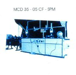 MCD 5000 Wogan Bar Testing Machine
