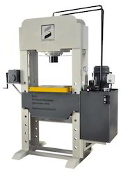 Automatic Shree hydraulic Hydraulic Work Shop Press