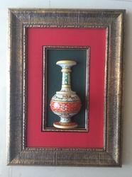 Decorative Marble Pot Frame