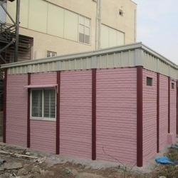 Prefabricated Staff Quarters