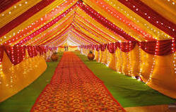 Ground decoration indian wedding decorations marriage decoration ground decoration junglespirit Gallery
