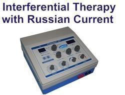Interferential Therapy With Russian Current