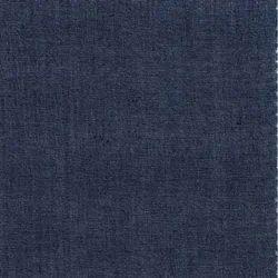 3.75 Oz Plain Weave Cotton Denim Shirting Fabric