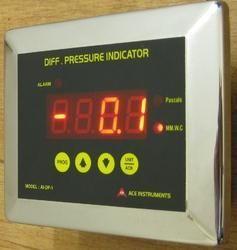 Hospital Isolation Room Pressure Monitor