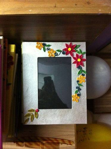 hand made photo frames