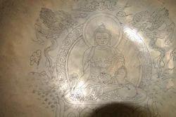 Tibetan Encrving Bowl