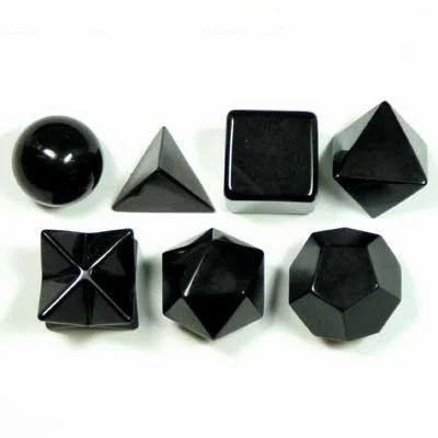 Black Agate Set