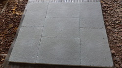 Grey Concrete Tumbled Pavers