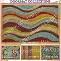 Colorful Door Mat