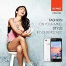 Gionee P7 Gold Mobile