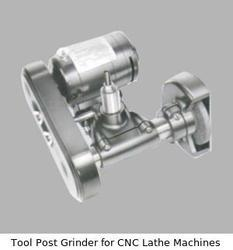 Tool Post Grinder for CNC Lathe Machines