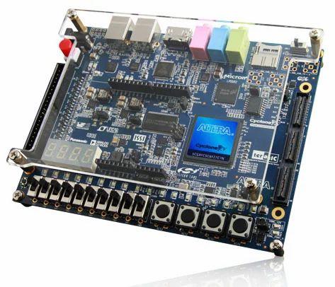 Altera Cyclone Boards - Cyclone DE0 Development Board Manufacturer