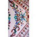 Handmade Marble Stone Floor Design