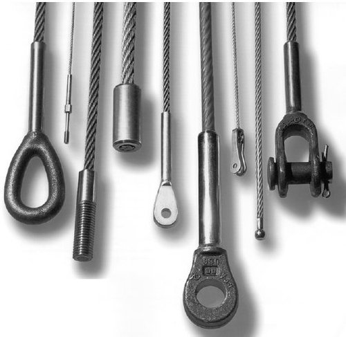 Wire Rope Wire Rope End Fitting Retailer From Jaipur
